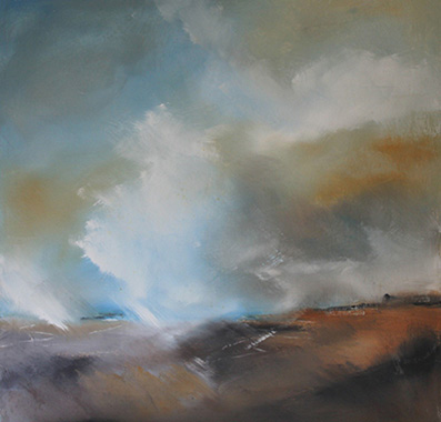 24th July 2014 - 24th October 2014 Norwich Theatre RoyalPaintings by Fiona Roberts